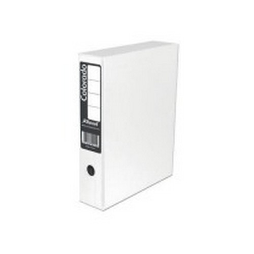 Rexel Colorado Box File A4 White                     2103969