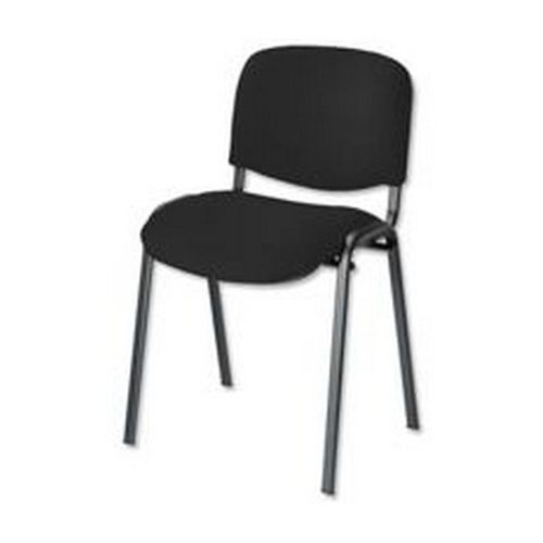 Trexus Stacking Chair Black                           438150