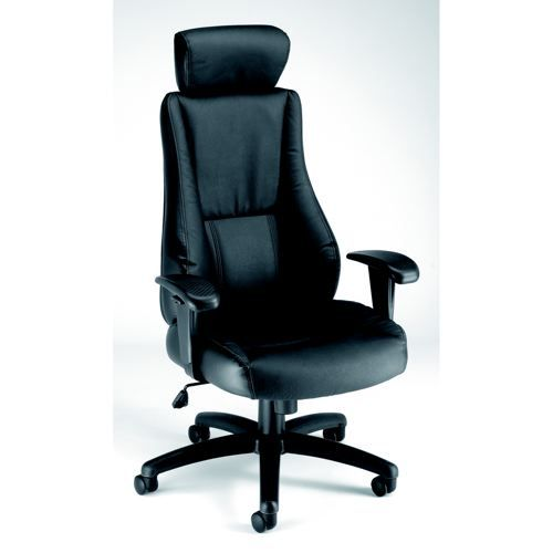 Trexus Hampshire Plus Manager HR Armchair Leather