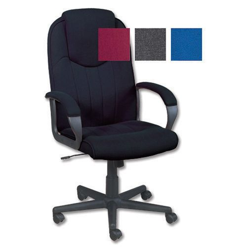 Initiative High Back Managers Chair Charcoal          187688