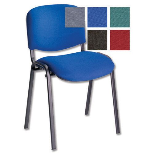 Initiative Stacking Chair Blue                        369990