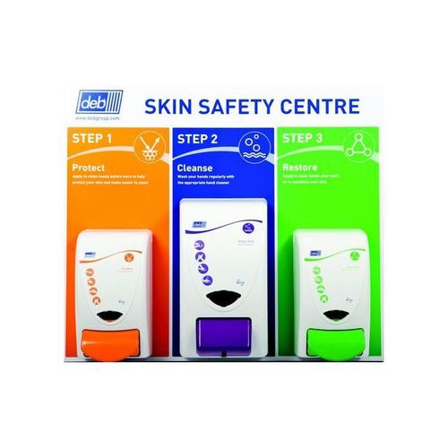 Safety Skin Centre Small                              N03854