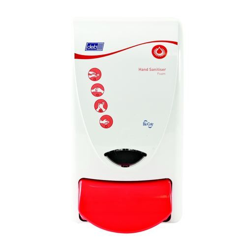 Instant Foam Hand Sanitiser 1000 Dispenser            C00351