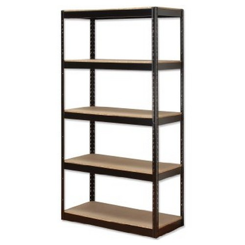 Influx Storage Shelving Unit Heavy-Duty Boltless 5 Shelves