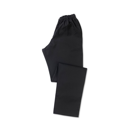 Chefs Trousers size Small-xLarge Black                 NU965