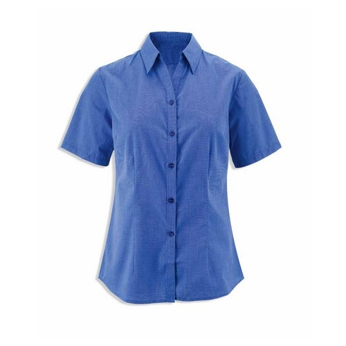 Womens Woven Shirt Size 8-26 Various Colours           NF160