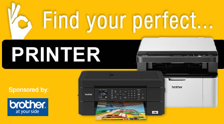 Find printers by application Banner Image