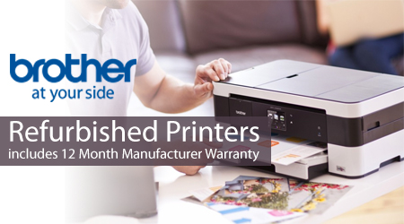 Refurbished Printers Banner Image