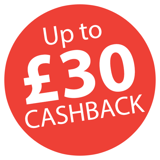 Up to £30 Cashback on selected Epson printers Icon