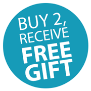 Buy 2 Laptop Locks and receive a FREE GIFT! Icon