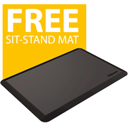 FREE Sit-Stand Mat from Fellowes! Icon