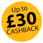 Up to £30 Cashback with Fellowes binders and laminators! Icon