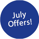 July Offers from Brother Icon