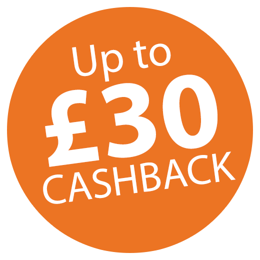 Up to £30 Cashback on Fellowes Shredders! Icon