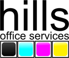 Hills Office Services Logo