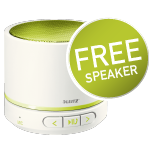 Free Portable Mini Speaker! Icon