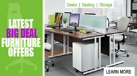 Furniture Big Deals Banner Image