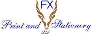 FX Print & Stationery Ltd Logo