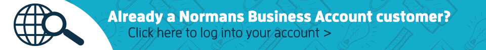 Already a Normans Business Account Customer? Banner Image