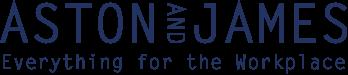 Aston & James Office Supplies Ltd Logo