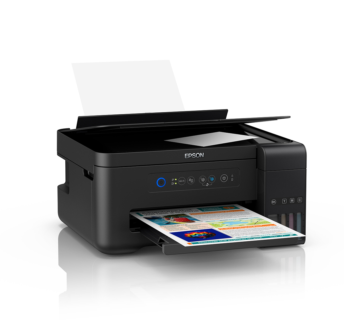 Epson EcoTank ET-2700 A4 Colour Inkjet Multifunction
