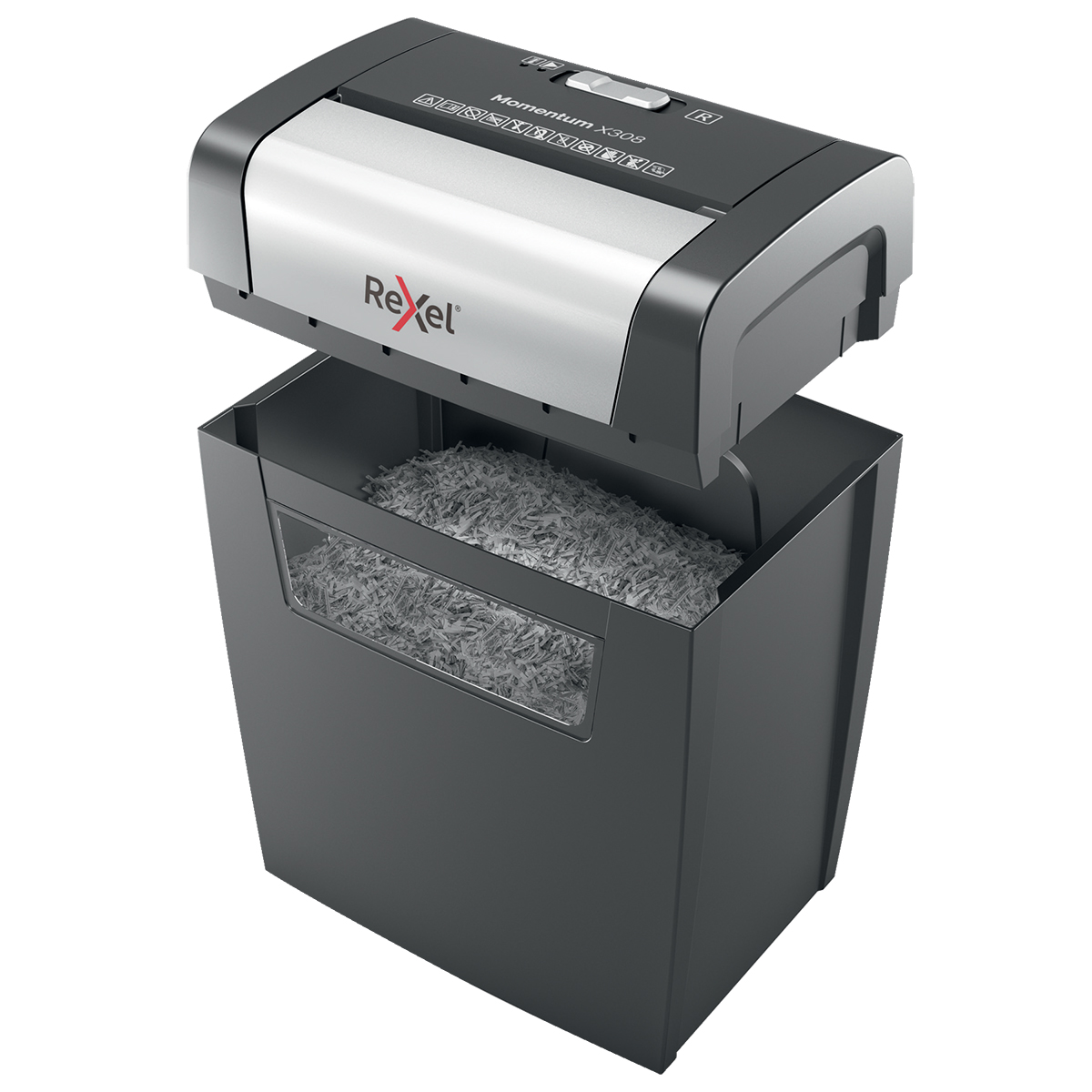 Rexel Momentum X308 Cross Cut Shredder