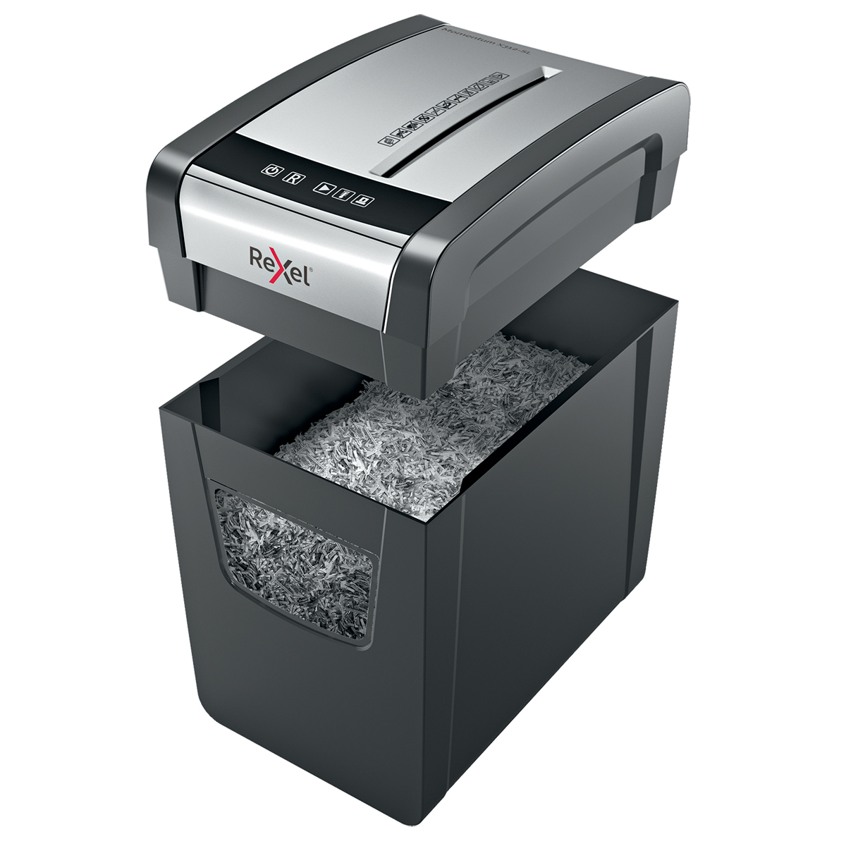 Rexel Momentum X312-SL Cross Cut Slimline Shredder