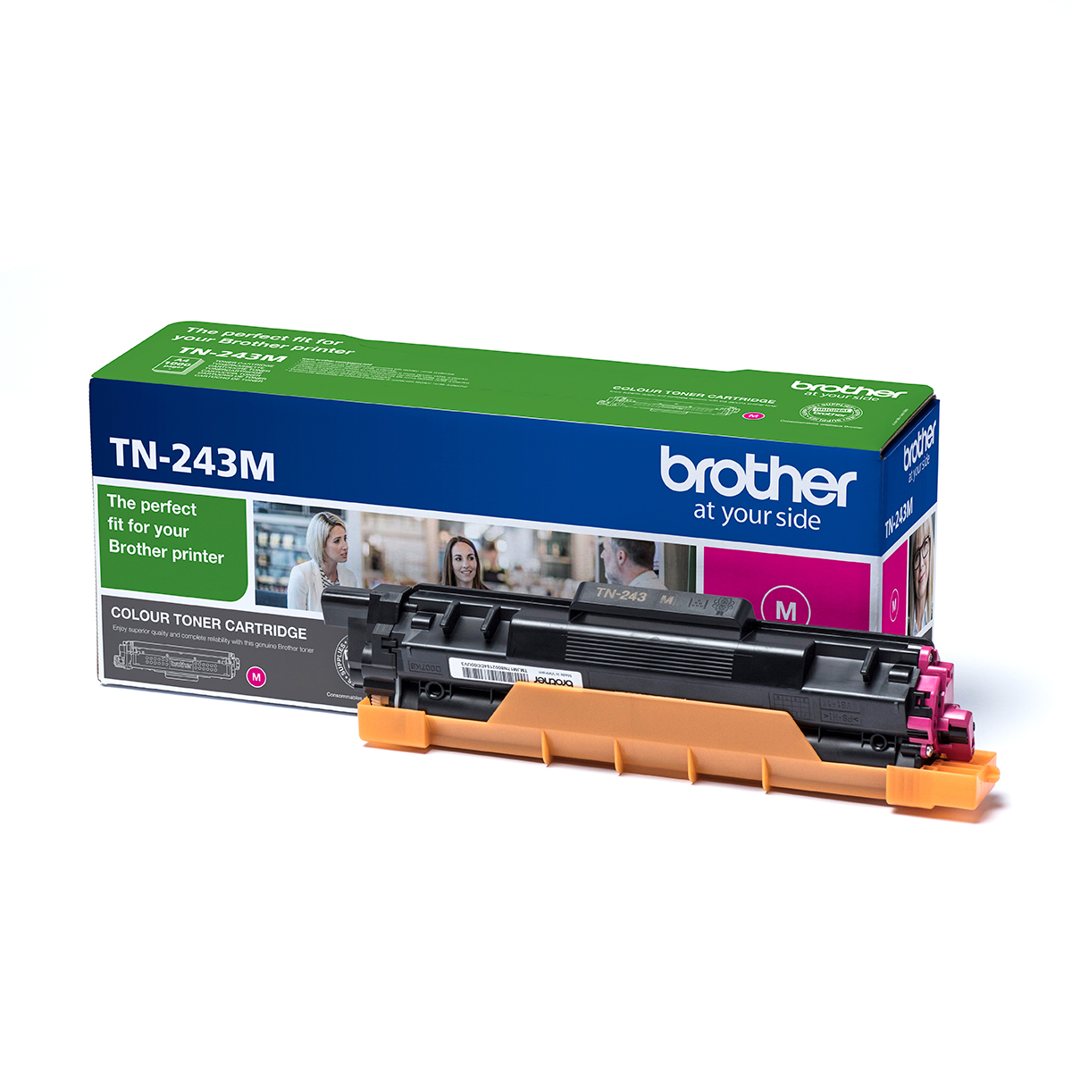 Brother TN-243M Standard Magenta Toner