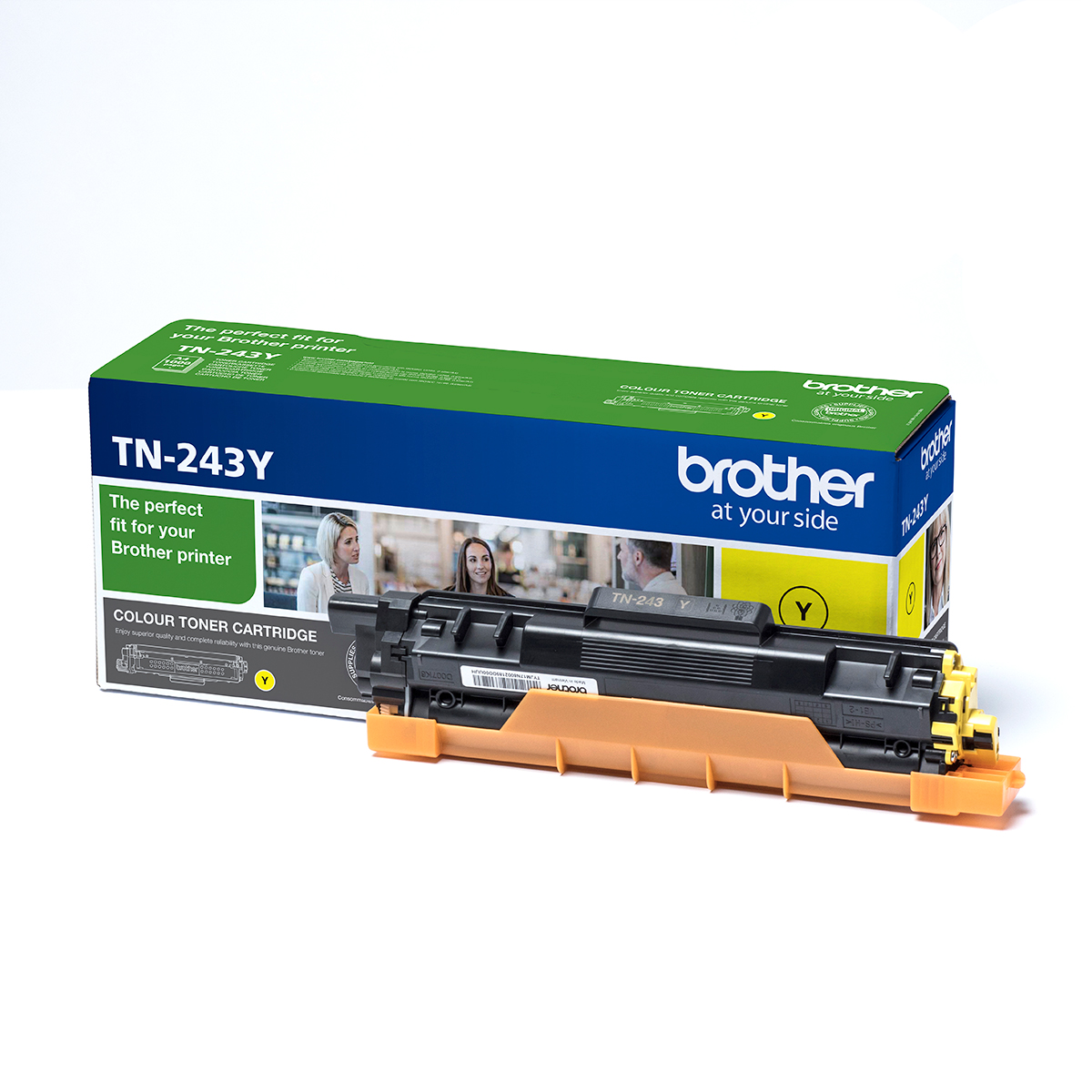 Brother TN-243Y Standard Yellow Toner
