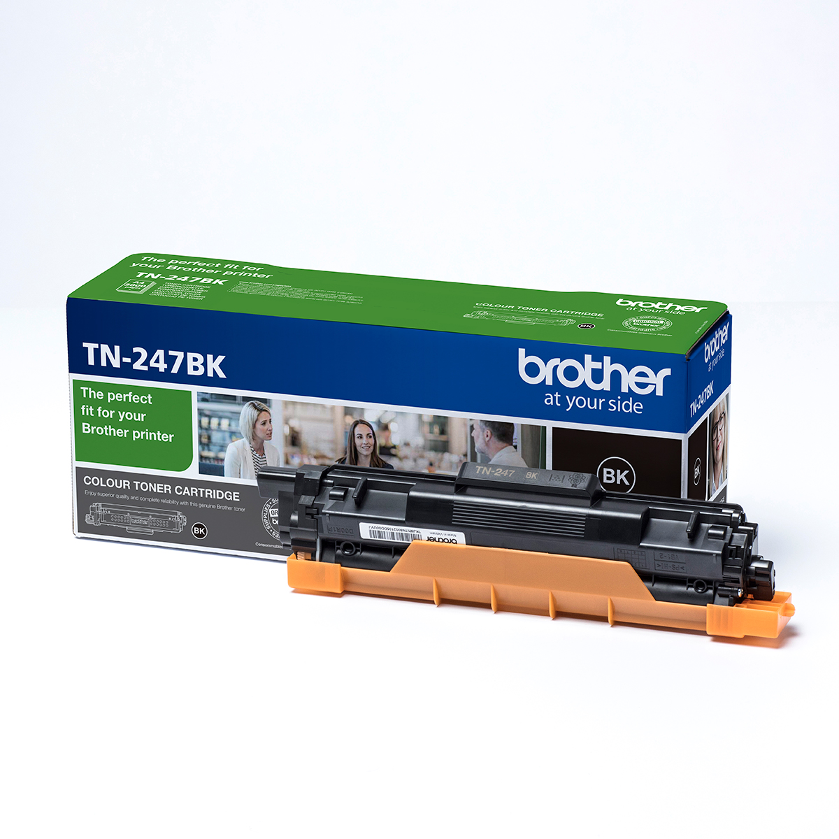 Brother TN-247BK High Yield Black Toner