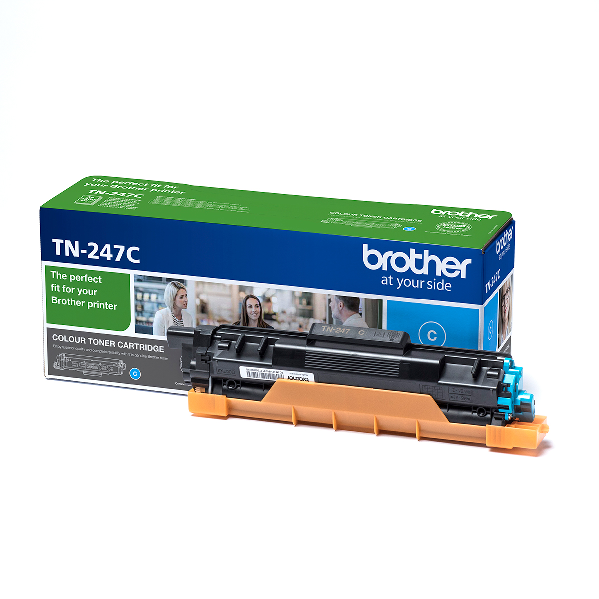 Brother TN-247C High Yield Cyan Toner