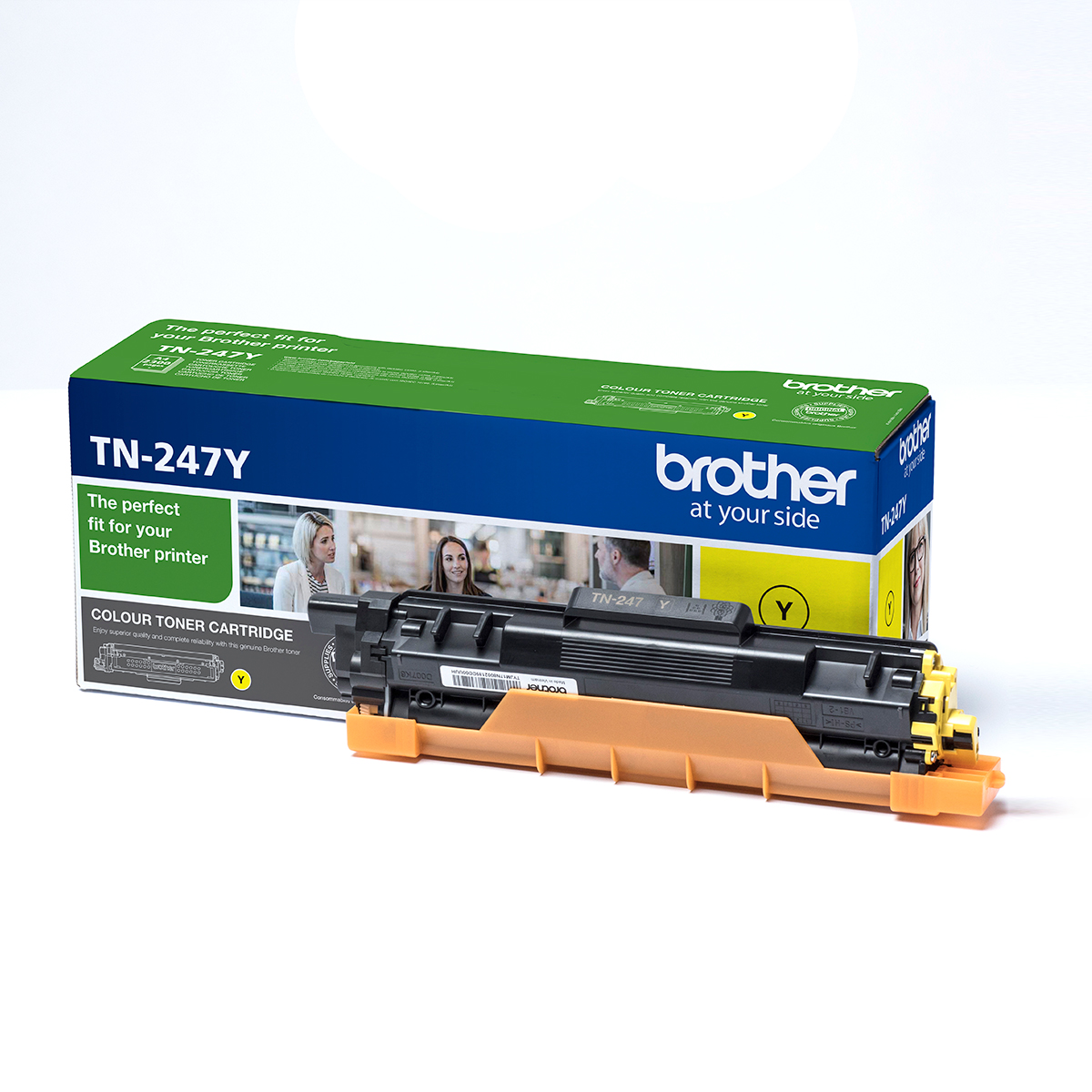 Brother TN-247Y High Yield Yellow Toner