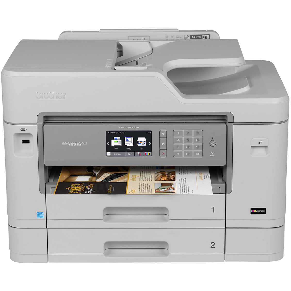 Brother MFC-J5930DW A Grade - Refurbished Machine