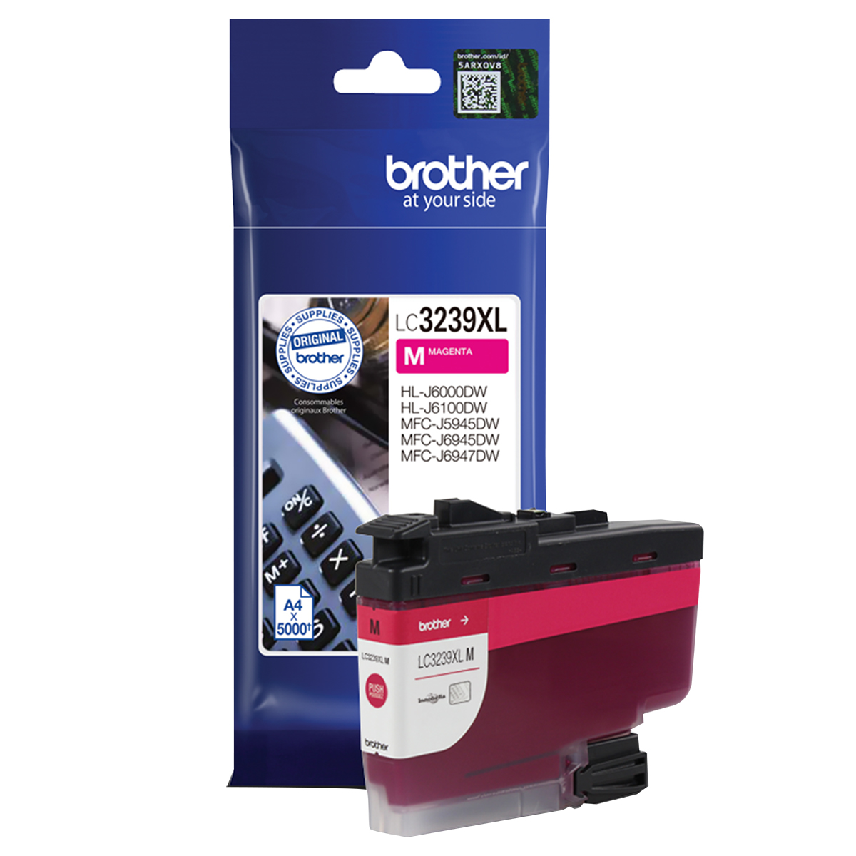 Brother LC3239XLM Magenta Inkjet Cartridge