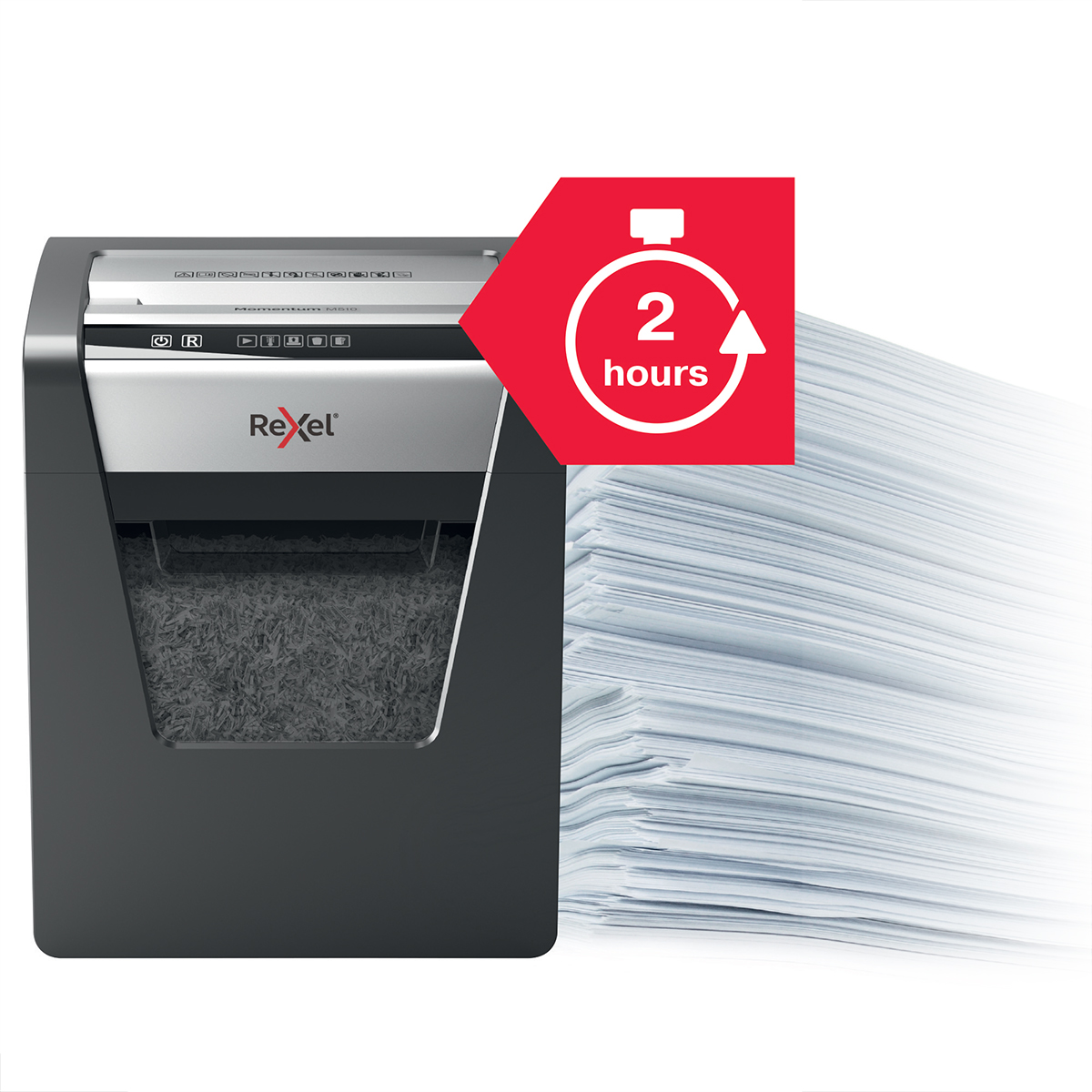 Rexel Momentum M510 Micro Cut Shredder