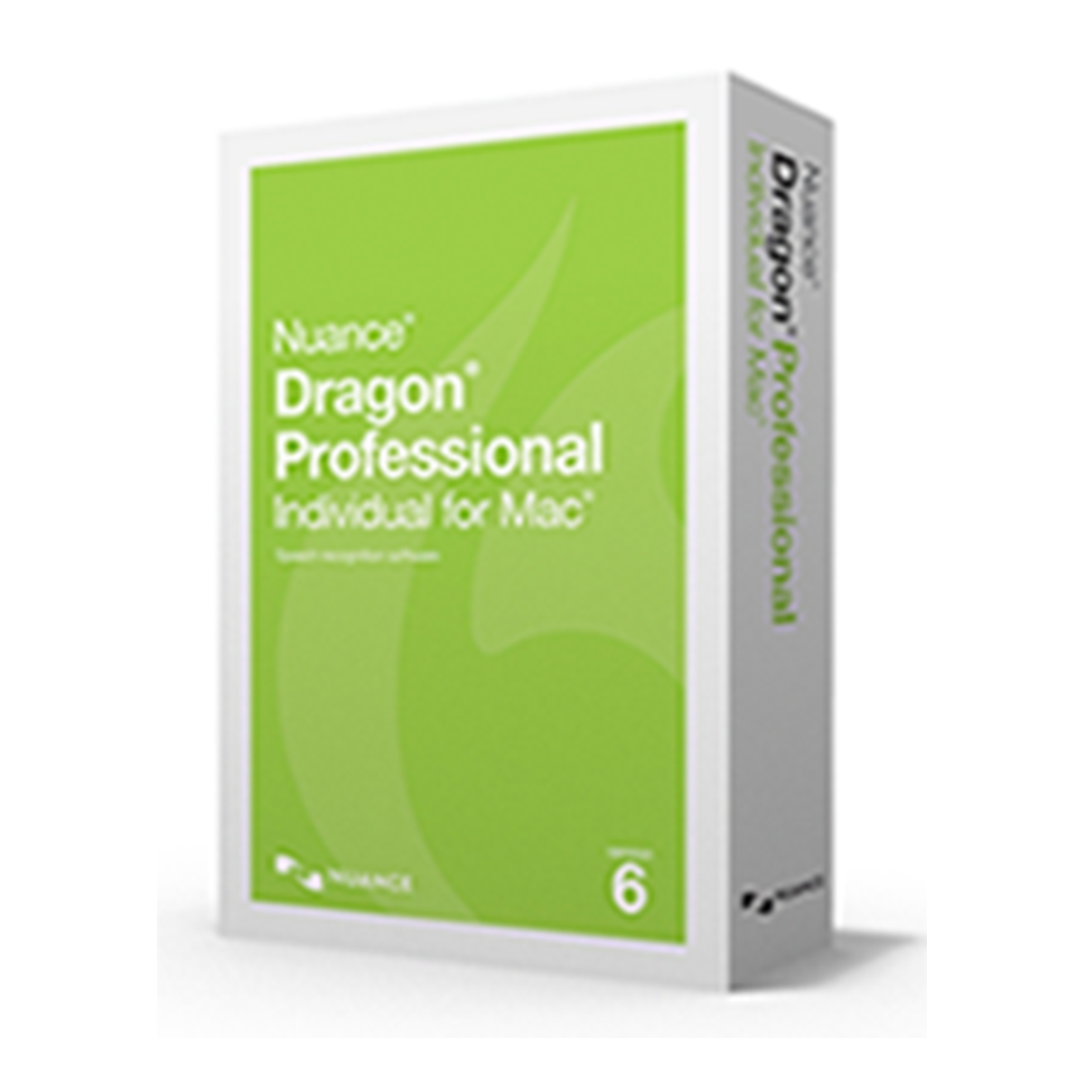 Nuance Dragon Professional Individual 6.0 for Mac English - Box Copy