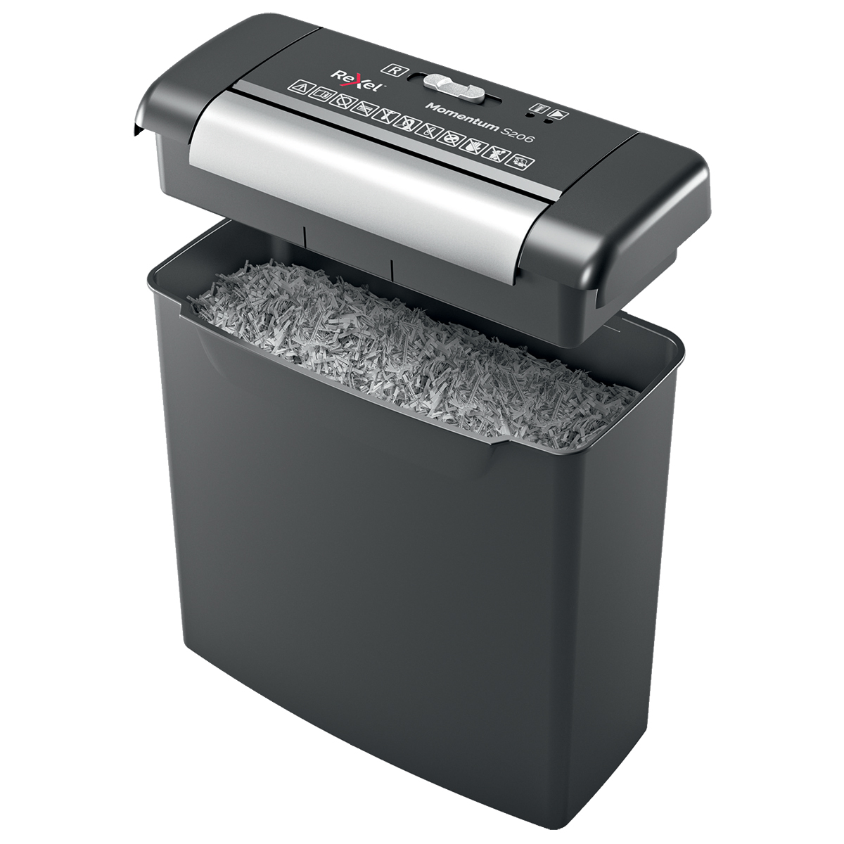 Rexel Momentum S206 Strip Cut Shredder
