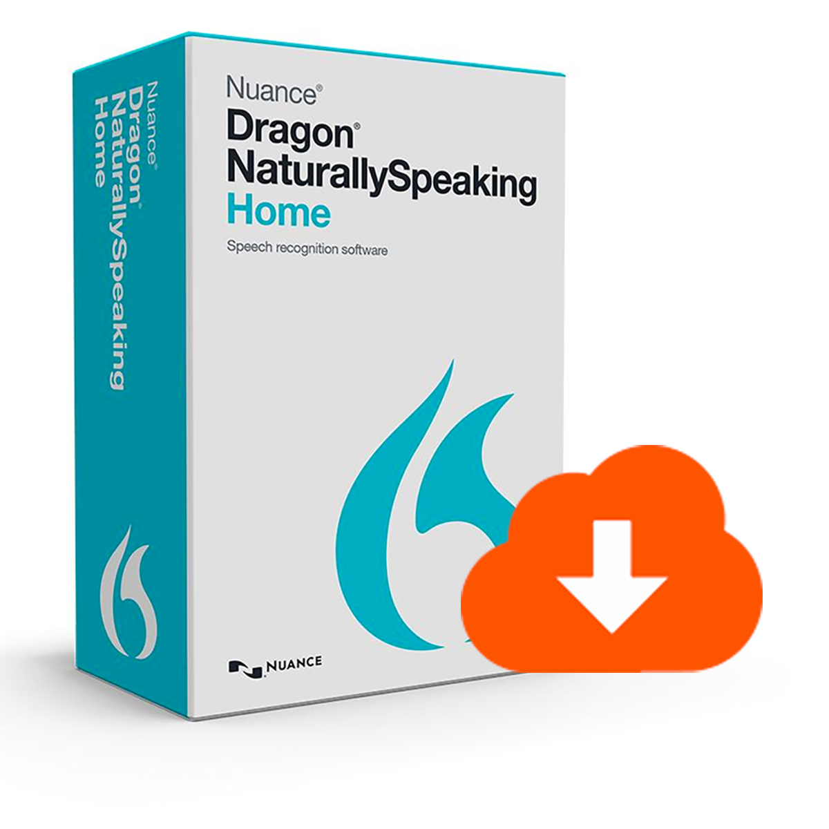 Nuance Dragon NaturallySpeaking Home 13.0 English ESN Download