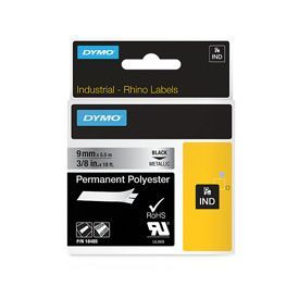 Dymo 18485 9mm Metallized Tape - S0718170