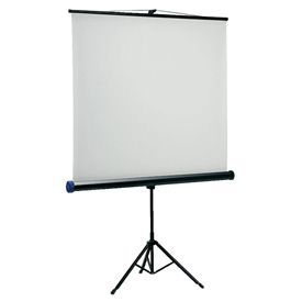 Nobo 1902396 1750 x 1325mm Tripod Mounted Projection Screen
