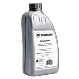 GBC 4400050 Shredmaster 7000 Series Shredder Oil Bottle