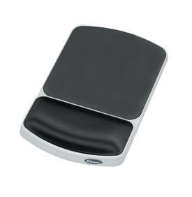 Fellowes 91741 Gel Wrist Rest and Mousepad