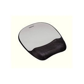 Fellowes 9175801 Memory Foam Wrist Rest and Mousepad