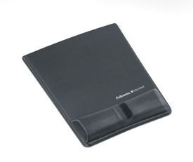 Fellowes 9184001 Fabrik Mousepad and Wrist Rest
