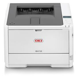 Oki B412DN A4 Mono Laser Printer