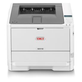 Oki B512DN A4 Mono Laser Printer