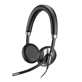 Plantronics Blackwire C725-UC USB Binaural Headset