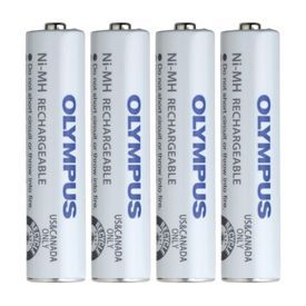 Olympus BR404 Rechargeable Ni-MH battery Pack of 4