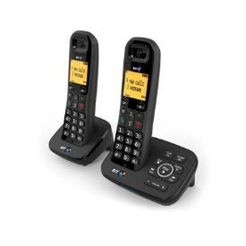 BT BT1600 Twin Dect Telephone with Answer Machine