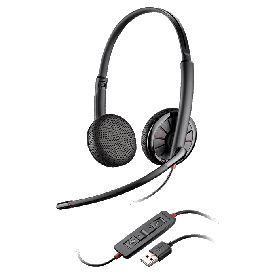 Plantronics Blackwire C325-M Stereo Headset NC